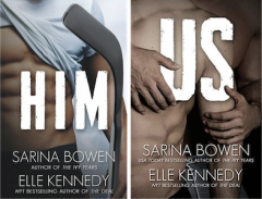 Him' Series by Sarina Bowen & Elle Kennedy – Mia the Book Addict